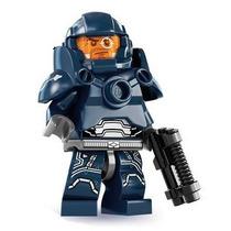 Lego 8831 Minifiguras Serie 7 Policia Espacial!!