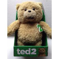 Peluche Ted 2 Parlante Licencia Oficial 24cm