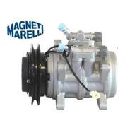 Compressor Ar Cond D20 Opala Monza Gol Ap 6p148a Kadett