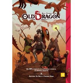 Old Dragon - Livro Básico (capa Dura)