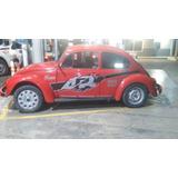 Calcomanias Vocho Chevy Pointer Auto Vinil Sticker!!!