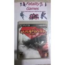God Of War Para Playstation 3 (semi Novo)completo