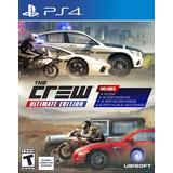 The Crew® Ultimate Edition Juegos Ps4 Delivery