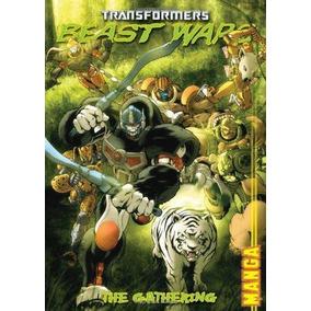 Beast Wars - The Gathering Manga