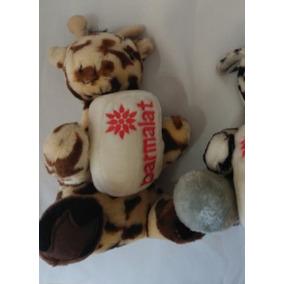 Anos 90 - Brinquedo De Pelúcia Parmalat Girafa