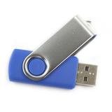 2 Gb De Memoria Flash Usb 2.0 Thumb Stick Diseño Giratorio