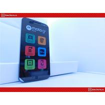 Celular Moto G4 Plus Liberado Producto Original Negro