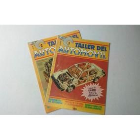 Revista Taller Del Automóvil, Mecánica, Carros.