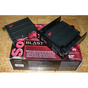 Sound Blaster Xfi Titanium Fatality Champion Series