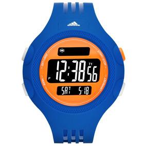 f3719f13fad Relogio Adidas Seoul Azul Adh2108 Digital - Relógio Masculino no ...