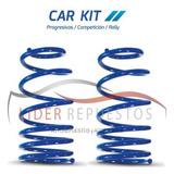 Espirales Rally Volkswagen Gol Cli Gti M.i. 96/03 Delantero