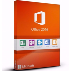 Office Profesional Pro 2016 Licencia Original 1 Pc