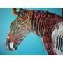 Replica De Andy Warhol Cebra
