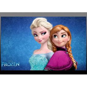 Poster Grande Hd Filme Frozen 60cmx84cm Aventura Congelante