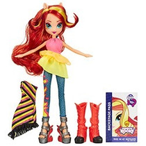Boneca My Little Pony Equestria Girls Sunset Shimmer Hasbro