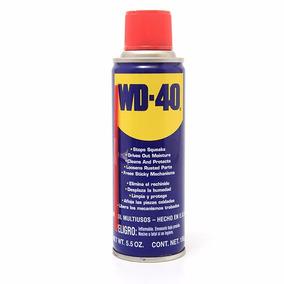 Wd-40 5.5 Oz. Elimina Grasa Contra Oxido Lubrica Bicicleta