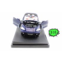 Chrysler Pt Cruiser Convertible (cabrio) Hot Wheels 1:18