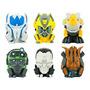 Juguete Transformers Era De La Extinción Mashems Serie 1
