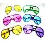 Óculos Chic Ray Bam Metalizado (10unidades)