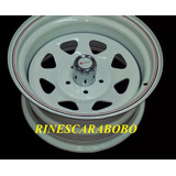 Rin De Acero 16x8 5 Huecos, Chevrolet Van, Astro Van