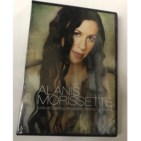 Dvd Alanis Morrissette - Live At Carling Academy Brixton