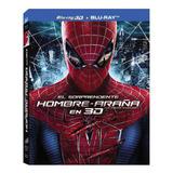El Sorprendente Hombre Araña - Blu-ray 3d + Blu-ray + Materi