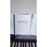 Teoria Musical Y Armonia Moderna.