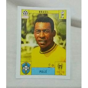 Figurinha Do Rei Do Futebol Pelé