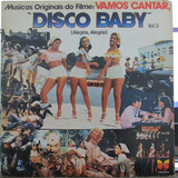 Lp As Melindrosas Disco Baby Vol 3 Exx Estado
