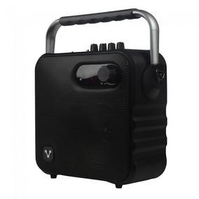 Bocinas Karaoke Vorago Ksp-400 Bluetooth, Fm, Microfono Neg