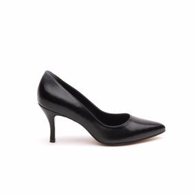 Lady Stork Sully - Zapato De Vestir Mujer Cuero Taco Medio