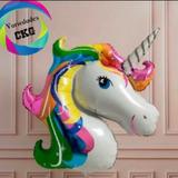 Globos Unicornio 14 Colores Fiesta Arcoiris Regalos Ckg