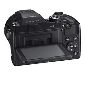 Camera Semiprofissional Nikoncoolpix B500 Wi-fi/bluetooth