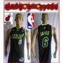 Camisetas Nba Basketball Adidas Jordan Nike Lebron Curry
