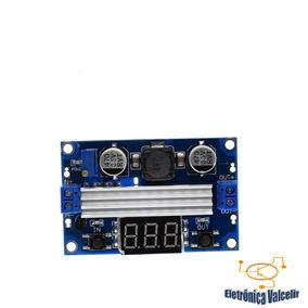 Regulador Tensão Step Up Dcdc 75w C/display Ltc1871-cod.93