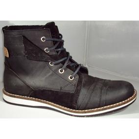 Stone Borcegos Hombre Cuero 100% Vacuno Zapatos Bota