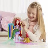 40%off Muñeca Princesa Salón Niñas Real Cinta Disney Ariel