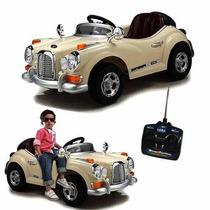 Carro Elétrico Infantil Mini Rolls Royce Controle Remoto Mp3