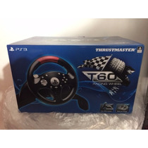 Volante Thrustmaster T60 Racing Wheel Novo