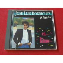 Jose Luis Rodriguez - En Ritmo - Made In Canada