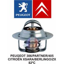 Válvula Termostática Peugeot 306/405/partner 1.8 8v/16v