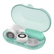 Cepillo Limpiador Facial A Pilas Duga 3 Cabezales D838