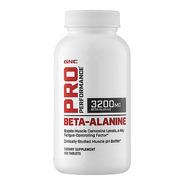Beta Alanine Gnc 3200mg - 120 Caps - Importada - P. Entrega