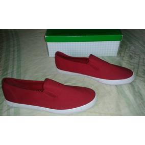 Zapatos Tipo Converse Color Rojo, Precio De Regalo