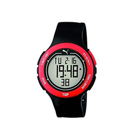 Puma Time Touch Pu911211001 Digital Watch For Men With Round