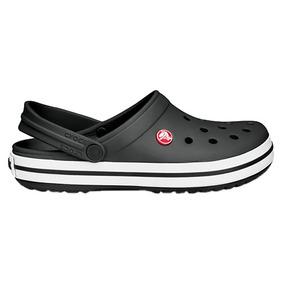 Crocs Crocband Clog Originales Mens Black - Toto