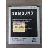 Bateria Galaxy S Duos 2 S7562 Gt-s7582 Gt-s7582l Original