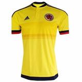 Camiseta Selección Colombia 2015 Original