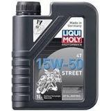 Aceite Semisintetico 4t 15w50 Para Motos Liqui Moly - Nolin