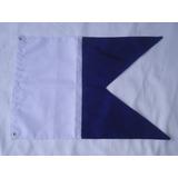 Bandeira Alfa Modelo Náutica R$ 20,00